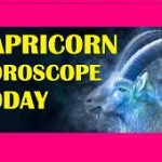 What Is the Forecast by Horoscope Capricorn Today?